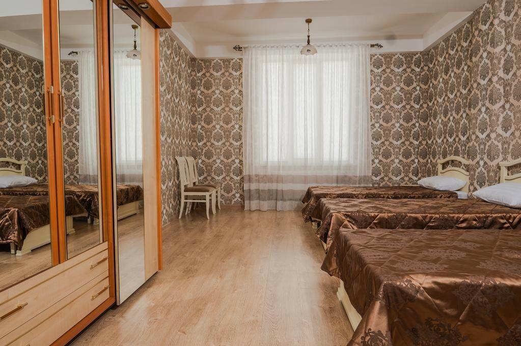 Номер в гостинице Белые журавли в Гунибе