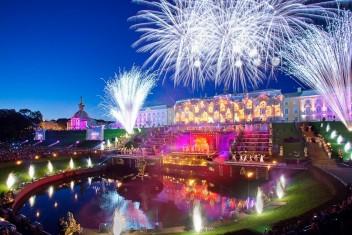 Петербургский экспресс. Праздник закрытия фонтанов в Петергофе