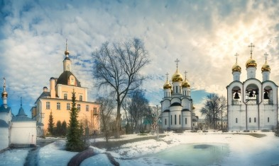 Боярыня Масленица в древнем Ярославле