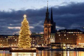 Новогодний Гамбург