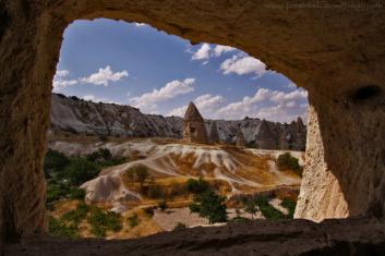 Загадочная Каппадокия: уникальные ландшафты и пещерные города