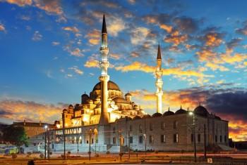 Неделя в Турции
