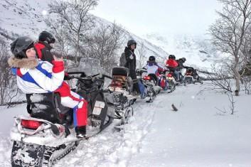 Снегоходный мультитур Дыхание Севера