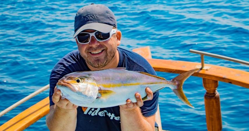 Рыболовно-охотничьи туры