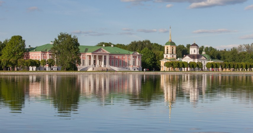 Усадьбы, дворцы в Псков