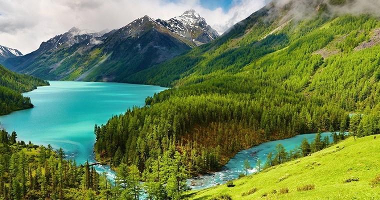Активные туры на Алтай