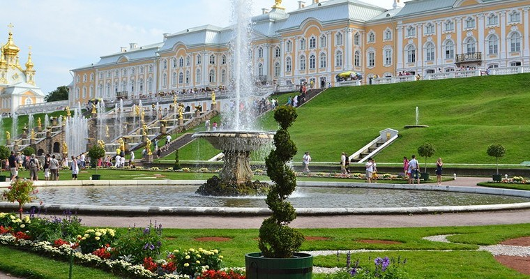 Автобусные туры в Санкт-Петербург и Ленинградскую область