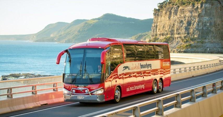 Автобусом к Черному морю в Крым