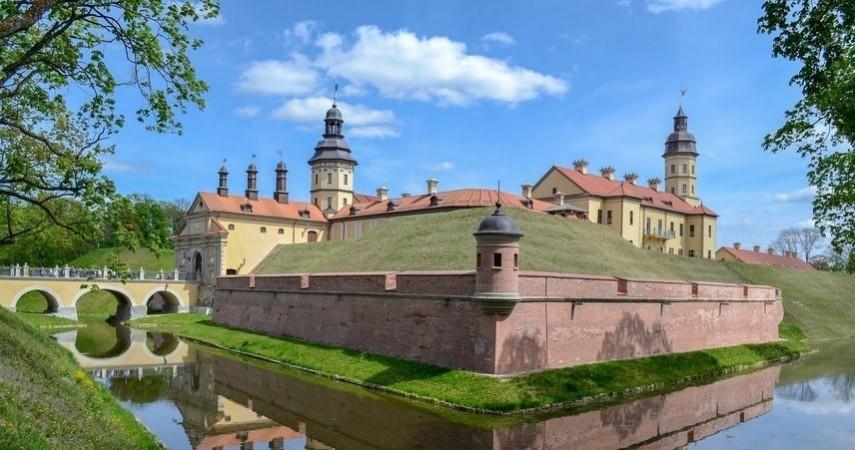 Водные прогулки по Белоруссии