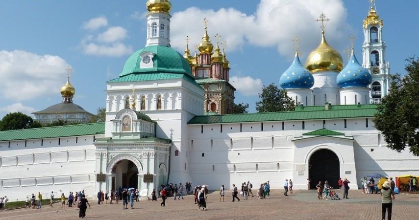 Экскурсионные туры в Сергиев Посад