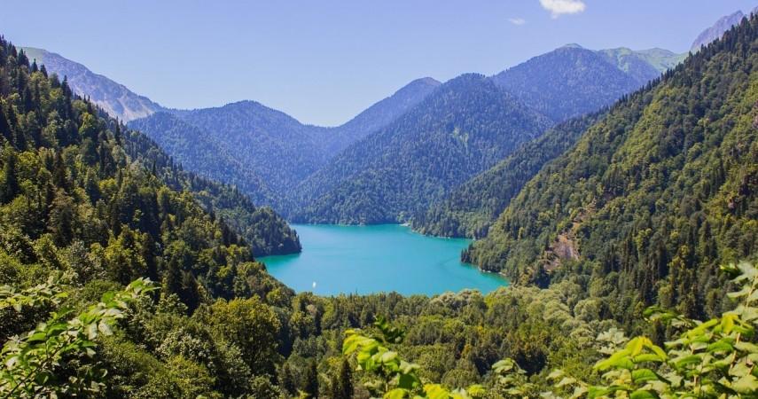 Экскурсионные туры в Рицинский национальный парк