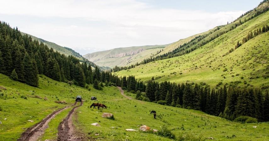 Водные прогулки в Каракол (Киргизия)