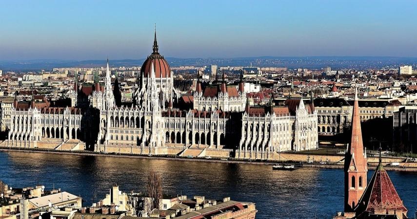 Водные прогулки в Венгрию