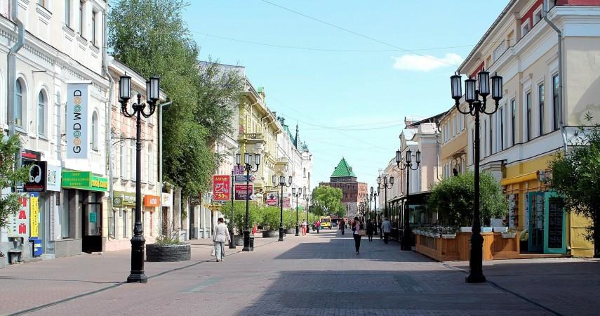Экскурсионные туры в Нижний Новгород