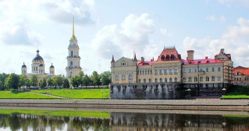 Экскурсионные туры в Рыбинск