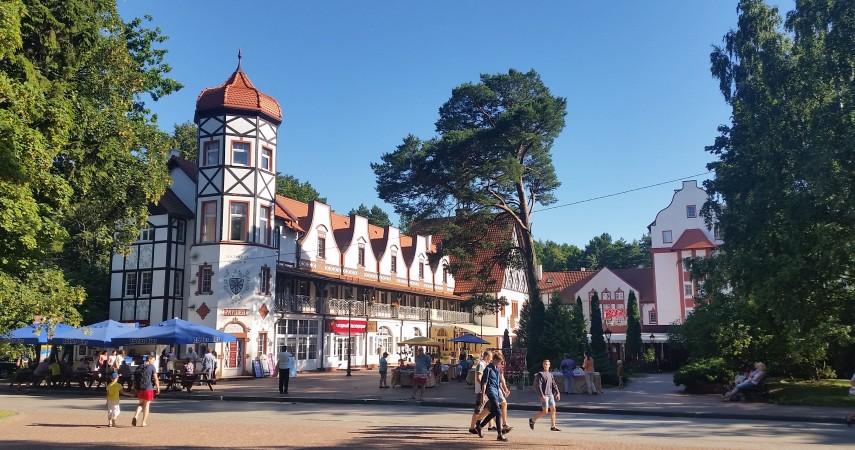 Туры в Светлогорск