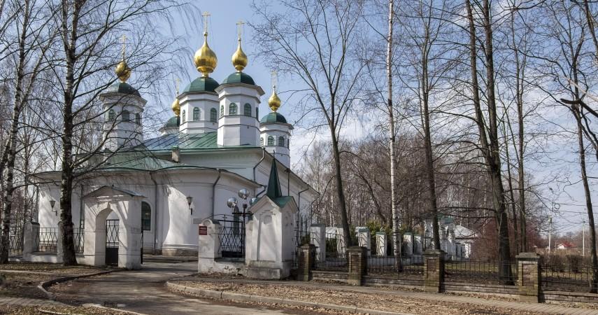 Экскурсионные туры в Череповец