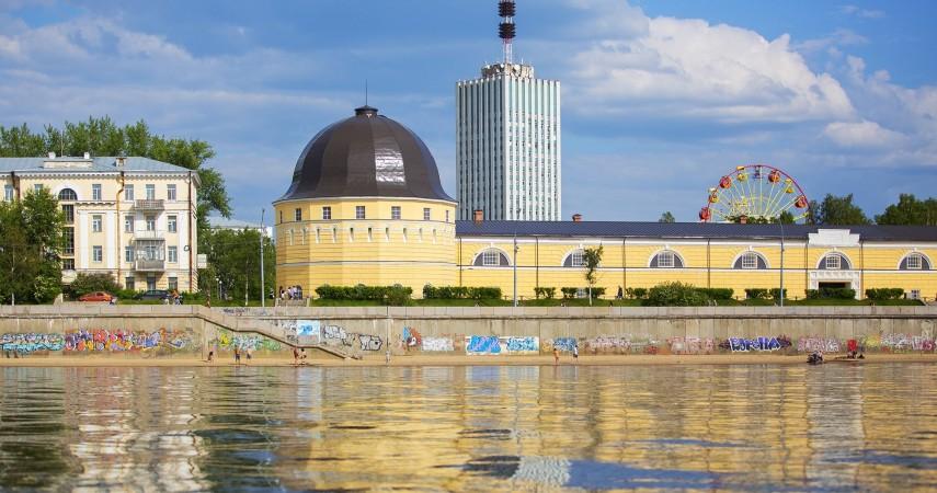 Экскурсионные туры в Архангельск