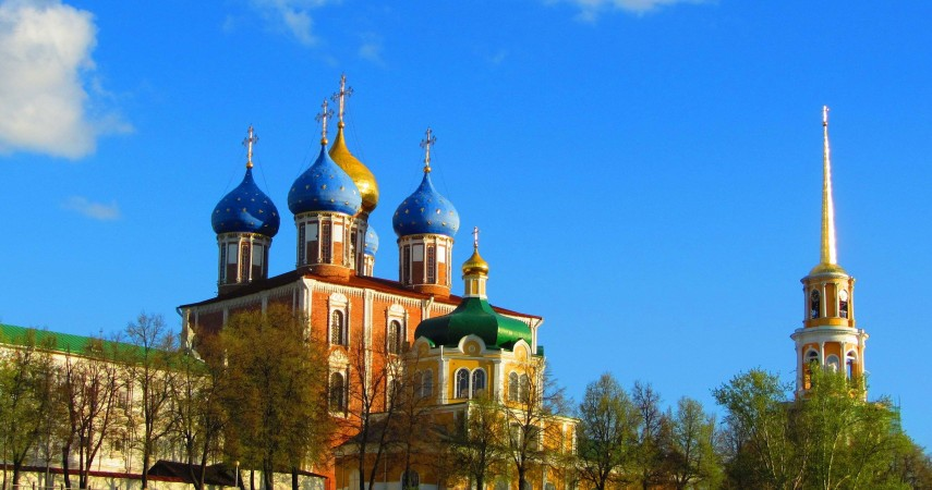 Экскурсионные туры в Рязань