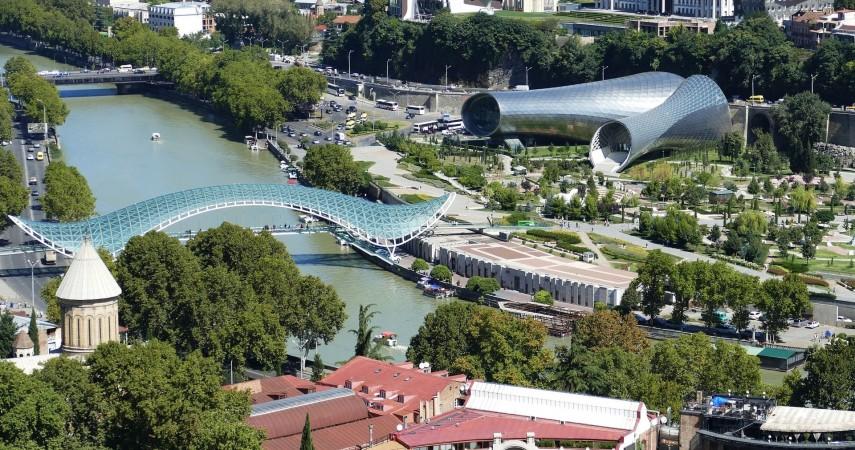 Экскурсионные туры в Тбилиси
