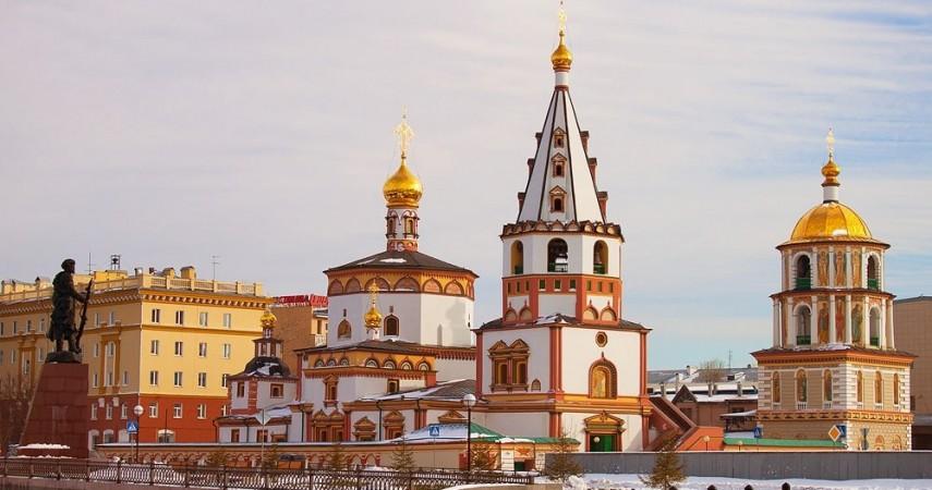 Экскурсионные туры в Иркутск