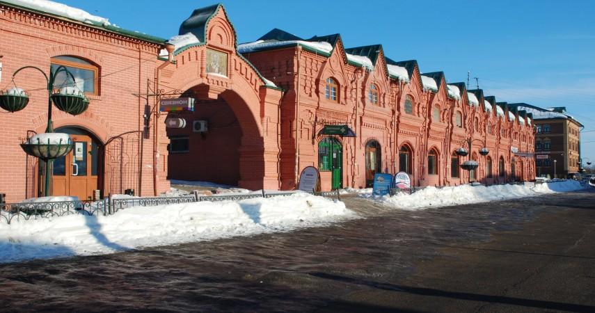 Экскурсионные туры в Клин