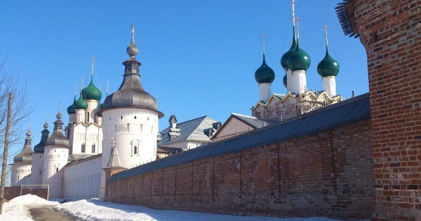 Экскурсии в Ростов Великий