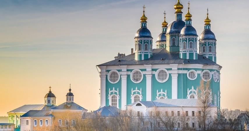 Экскурсионные туры в Смоленск
